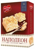 Торт Русская нива Наполеон классический