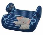 Автокресло группа 2/3 (15-36 кг) Nania Topo Comfort Animals