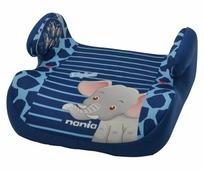 Бустер группа 2/3 (15-36 кг) Nania Topo Comfort Animals