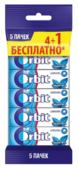 Жевательная резинка Orbit Сладкая мята, без сахара 5 шт.