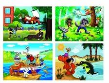 Набор пазлов Castorland В мире сказок (A-PUM120-СМ)