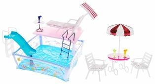 Gloria Набор мебели Отдых у бассейна (2578)