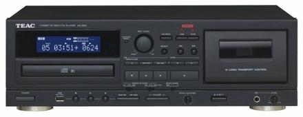 CD-проигрыватель TEAC AD-850