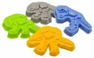 Игровой набор для песочницы Happy Baby Dinosaurs 330403