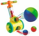 Каталка-ходунки Tomy Pic N Pop Ball Blaster (E71161)