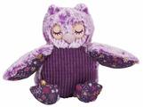 Мягкая игрушка Gulliver Совушка фиолетовая 18 см