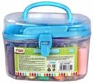 Масса для лепки Color Puppy 24 цвета 672 г с формочками (63782)