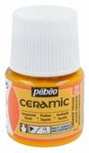 Краски Pebeo Ceramic Желто-оранжевый 025022 1 цв. (45 мл.)