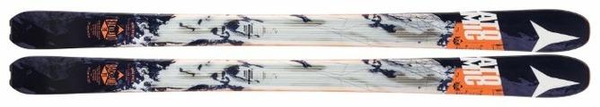 Горные лыжи ATOMIC Backland 95 (16/17)