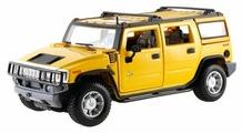 Внедорожник Maisto Hummer H2 SUV 2003 (31231) 1:27