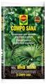 Почвогрунт COMPO SANA для зеленых растений и пальм 10 л.