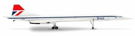 Сборная модель Revell Concorde (04257) 1:144