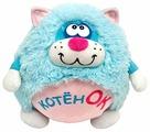 Мягкая игрушка Fancy Котёнок Круглик 19 см