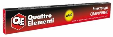 Электроды для ручной дуговой сварки Quattro Elementi 772-159 4мм 0.9кг