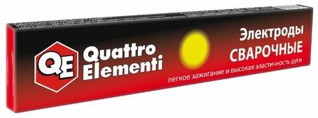 Электроды для ручной дуговой сварки Quattro Elementi 770-414 2мм 0.9кг
