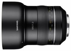 Объектив Samyang 85mm f/1.2 XP Canon EF