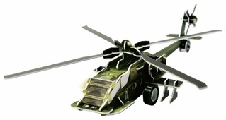 3D-пазл Pilotage 3D Вертолет заводной (RC39692)