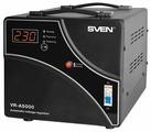 Стабилизатор напряжения однофазный SVEN VR-A5000 (3 кВт)