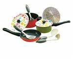 Игровой набор PLAYGO Детский набор металлической посуды (6955)