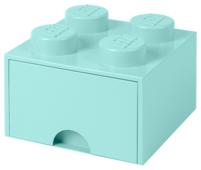 Ящик LEGO 2х2 Knobs с выдвижным ящиком 25х25х18 см (4005)