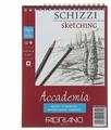 Скетчбук для зарисовок Fabriano Accademia 21 х 14.8 см (A5), 120 г/м², 50 л.