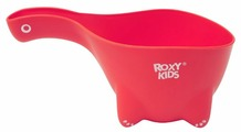 ROXY-KIDS Ковшик для ванны Dino Scoop Roxy kids RBS-002-V/RBS-002-R/RBS-002-С