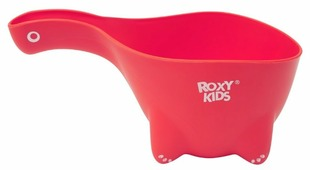 Ковшик для ванны Dino Scoop Roxy kids RBS-002-V/RBS-002-R/RBS-002-С