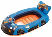 Лодочка надувная Bestway Hot Wheels 93405 BW
