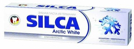 Зубная паста SILCA Arctic White