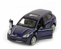 Легковой автомобиль Пламенный мотор Porsche Cayenne S 1:43 (870129) 1:43