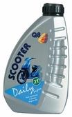 Масло для садовой техники Q8 Scooter Daily Super 1 л