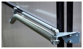 Автомат для проветривания Термопривод - Дверь
