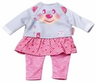 Zapf Creation Комплект одежды для куклы My Little Baby Born 823149 в ассортименте