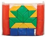 Кубики Десятое королевство Лягушка 00911