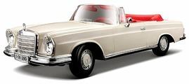 Легковой автомобиль Maisto Mercedes-Benz 280SE (31811) 1:18