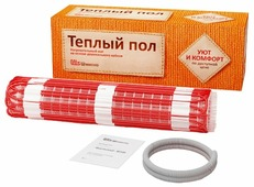 Электрический теплый пол Warmstad WSM-680-4.5 4.5м2 9м 680Вт