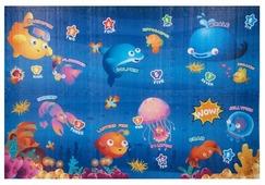 Коврик-пазл Mambobaby Океан (70003)