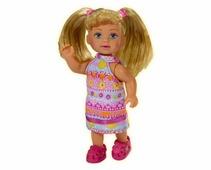 Кукла Simba Еви в летней одежде 12 см 5737988