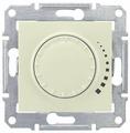 Диммер Schneider Electric SEDNA SDN2200547, бежевый