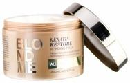 Blondme Keratin Restore Бондинг-маска для волос любых оттенков блонд