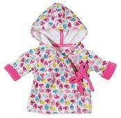 Zapf Creation Халат с капюшоном для куклы Baby Born 822463