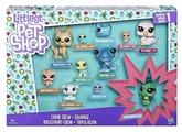 Игровой набор Littlest Pet Shop Коллекция петов B9343