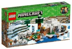 Конструктор LEGO Minecraft 21142 Иглу