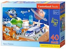 Пазл Castorland Space Station (B-040230), 40 дет.