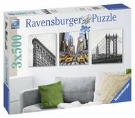 Набор пазлов Ravensburger Воспоминания о Нью-Йорке (19923)