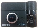 Видеорегистратор GEOFOX DHD 78, 2 камеры, GPS