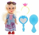 Кукла с аксессуарами Город Игр Collection Doll Виктория, 17 см, GI-6166