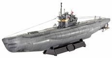 Сборная модель Revell German Submarine TYPE VII C/41 Atlantic Version (05100) 1:144