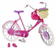 Barbie велосипед с аксессуарами (BDF35)
