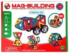Магнитный конструктор Mag-Building Carnival GB-W36